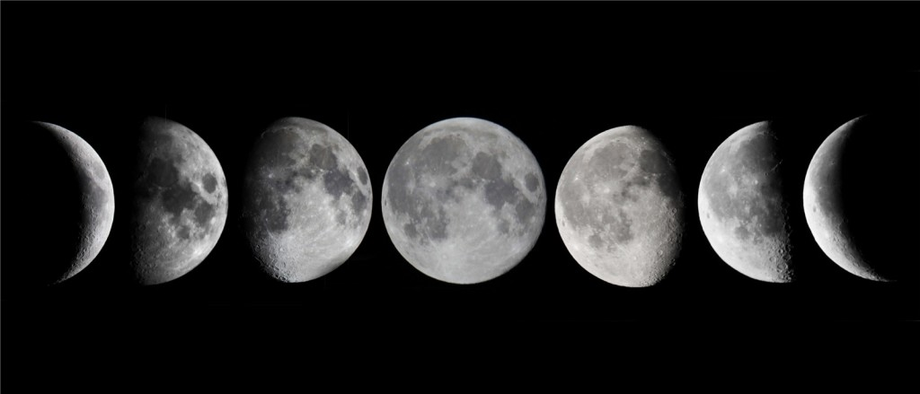 Moon Phase Waxing Or Waning Auntie Moon