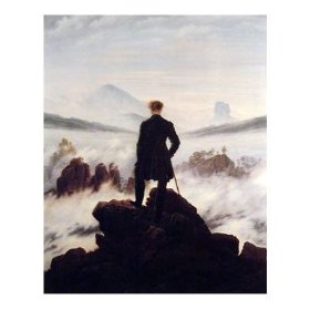 Wanderer Above Sea and Fog