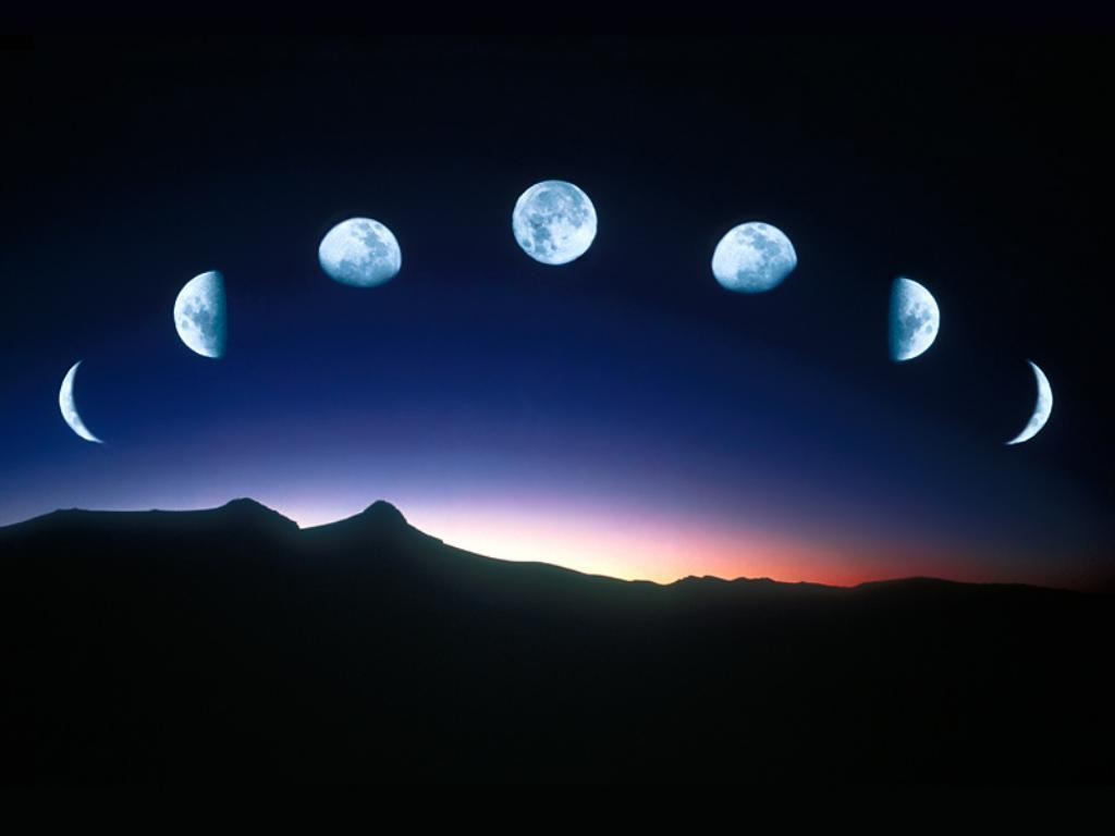lunar cycle  2009