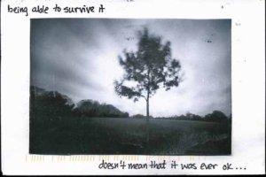 postsecret survival