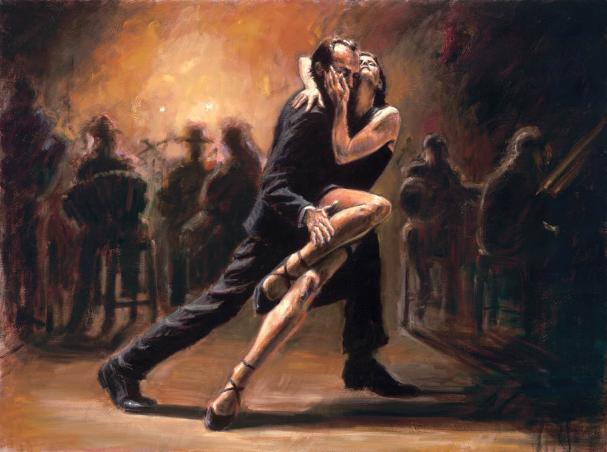 Tango ~ Fabian Perez