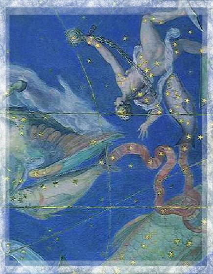 pisces constellation classic