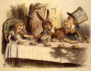 """Uranus is the """"higher octave"""" of Mercury. Mercury poisioning was what caused the Mad Hatter to go mad."""