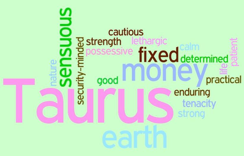 Taurus wordle