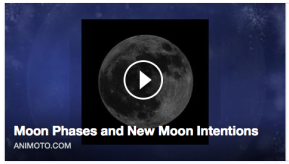 Moon Phases and New Moon Intentions