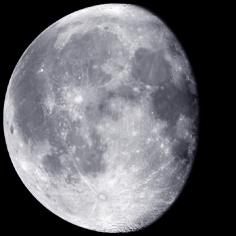 Daily Moon ~ August 3,2015