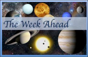The Week Ahead ~ August 23-29,2015