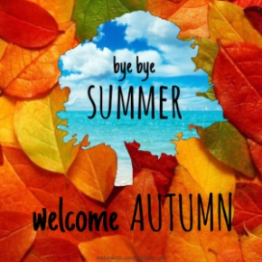 The Week Ahead ~ September 20-26, 2015 ~ WelcomeAutumn!