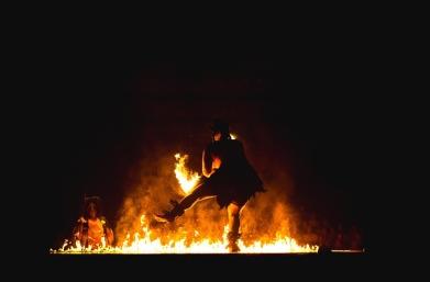 bonfire-shaman