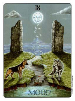 Image result for moon gill tarot