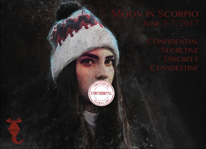 Moon into Scorpio – Auntie Moon