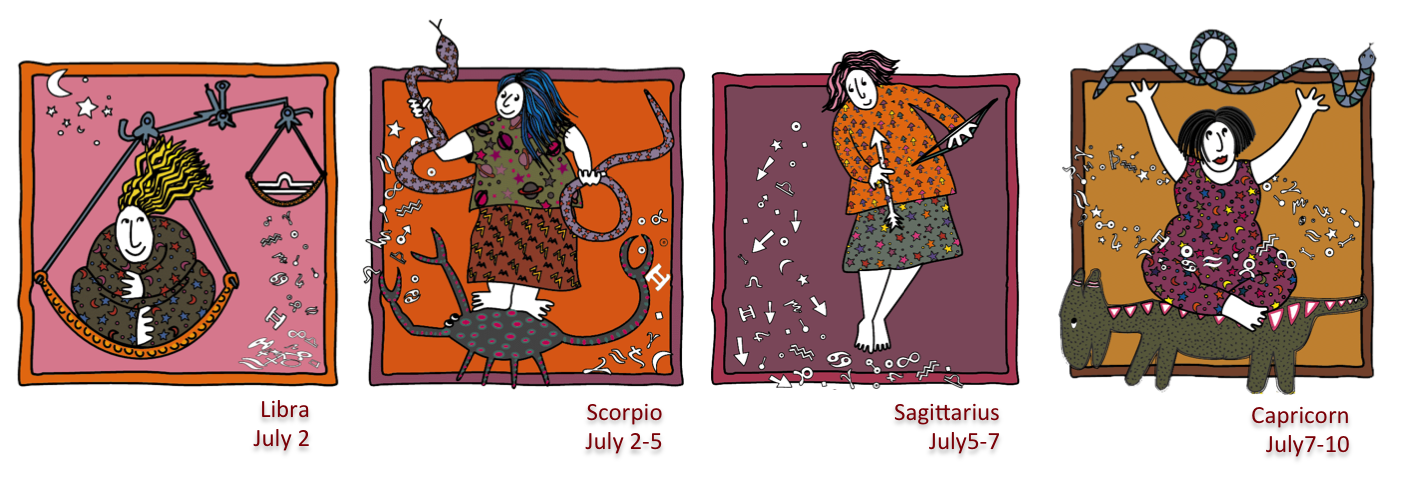 Capricorn Bad Luck Days