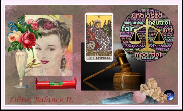 Libra Balance It