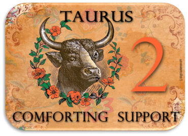 2 Taurus comforting support